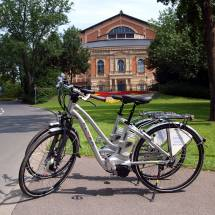 Discover Margravial Bayreuth in Franconia by E-Bike | © Bayreuth Marketing & Tourismus GmbH